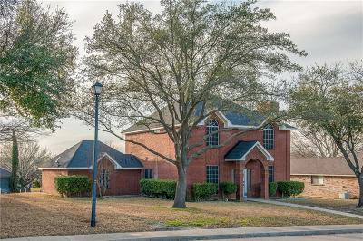 Desoto Single Family Home For Sale: 609 Prestonwood Trail
