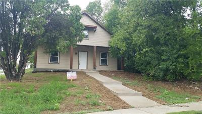 Fort Worth Single Family Home For Sale: 2601 NW 20th Street