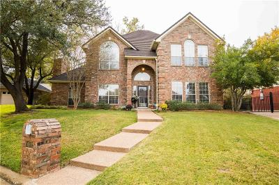 Single Family Home For Sale: 5902 Moss Drive