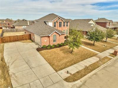 Wylie Single Family Home Active Option Contract: 1304 Ardmore Way