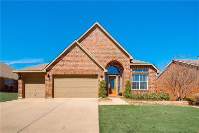 Saginaw Single Family Home Active Option Contract: 932 Hemlock Trail