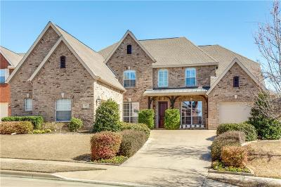 Fort Worth TX Single Family Home For Sale: $494,900