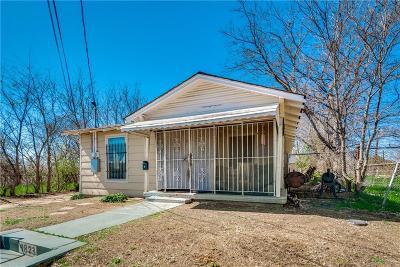 Dallas Single Family Home For Sale: 4823 Dolphin Road