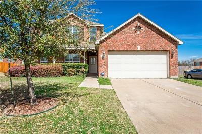 Cedar Hill Single Family Home For Sale: 1725 Hartin Drive