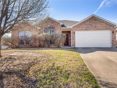 Benbrook Single Family Home Active Option Contract: 1172 Sopwith Court