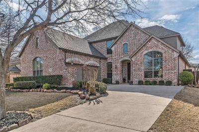 McKinney Single Family Home For Sale: 901 Thornapple Drive