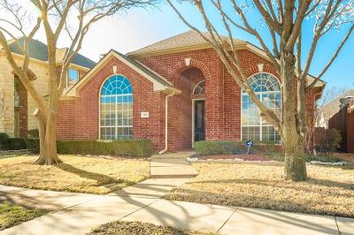 Irving Single Family Home Active Option Contract: 105 Saint James Road