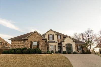 Mansfield Single Family Home For Sale: 103 Chase Oaks Court