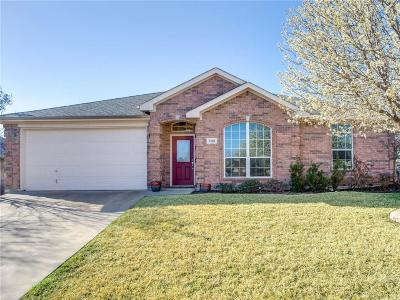 Benbrook Single Family Home Active Option Contract: 1300 Vernon Castle Avenue