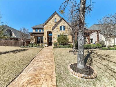 Tarrant County Single Family Home For Sale: 6640 Fairway Drive