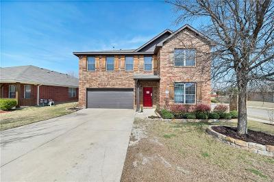 Fort Worth Single Family Home For Sale: 10700 Lipan Trail