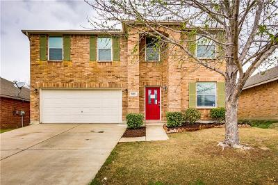 Fort Worth Single Family Home For Sale: 2625 Tuscan View Drive