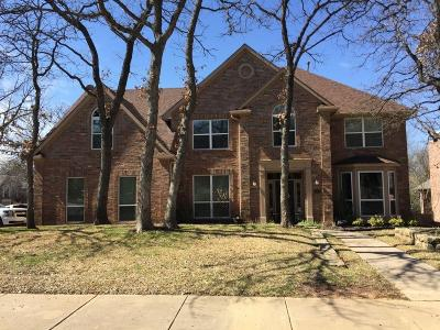 Grapevine Single Family Home For Sale: 2708 Chesapeake Court