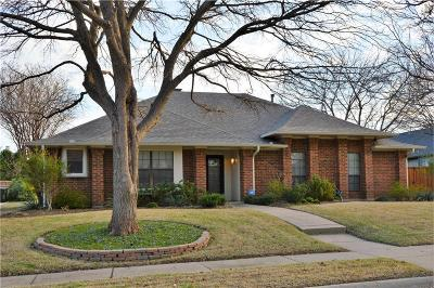 Plano TX Single Family Home For Sale: $349,900