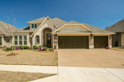 Fort Worth TX Single Family Home Active Option Contract: $335,000