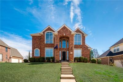 Cedar Hill Single Family Home For Sale: 1116 Wishing Well Court