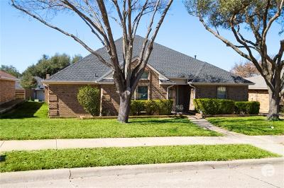Mesquite Single Family Home For Sale: 4707 Vineyard Trail