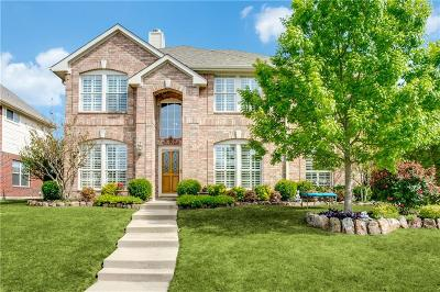 Frisco Single Family Home Active Kick Out: 11406 Creekwood Drive