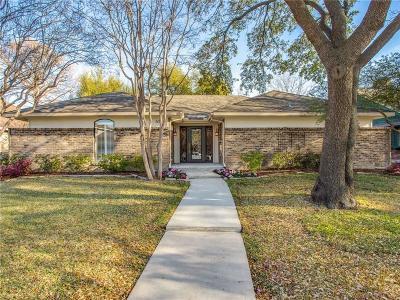 Dallas Single Family Home For Sale: 6015 White Rose Trail