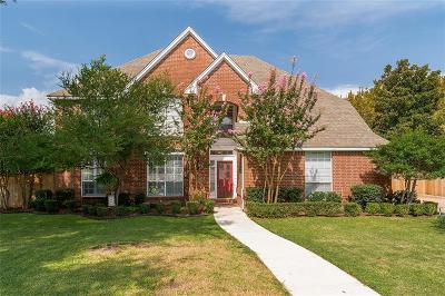 North Richland Hills Single Family Home Active Option Contract: 8525 Steeple Ridge Drive