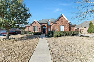 Southlake Single Family Home Active Option Contract: 1216 Westmont Drive