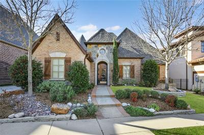 McKinney Single Family Home For Sale: 6401 Avalon Woods Drive