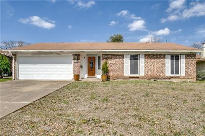 Duncanville Single Family Home Active Option Contract