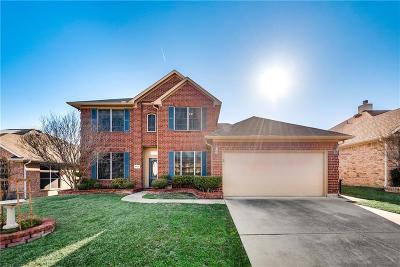 Mesquite Single Family Home For Sale: 4528 Via Ventura