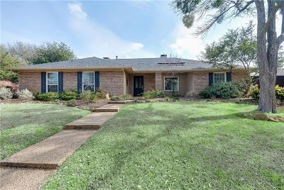 Single Family Home For Sale: 5914 Brushy Creek Trail
