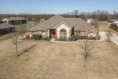 Forney Single Family Home Active Option Contract: 960 High Ridge