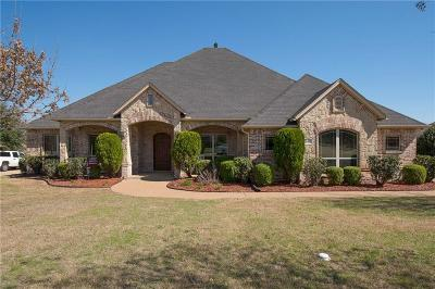 Waxahachie Single Family Home Active Option Contract: 148 Brookstone Drive