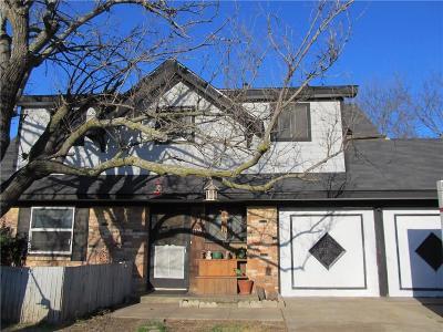 Denton Single Family Home For Sale: 3405 Sunnydale Lane