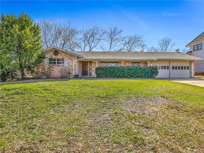 Benbrook Single Family Home Active Option Contract: 1320 Mildred Lane