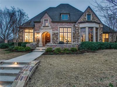 Colleyville Single Family Home Active Option Contract: 1813 Stratton Green