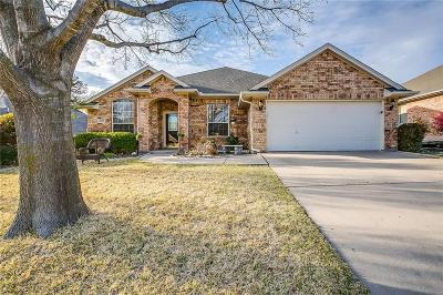 Benbrook Single Family Home Active Option Contract: 10408 Stonehill Drive