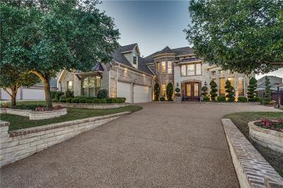 Sachse Single Family Home Active Option Contract: 2309 Sandi Lane
