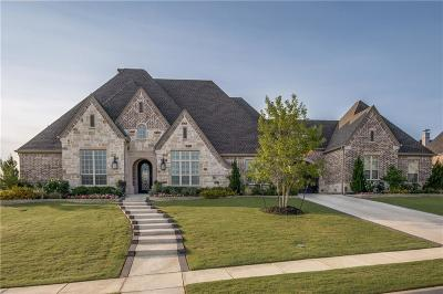 Prosper Single Family Home For Sale: 440 Whitley Place Drive
