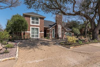 Dallas Single Family Home For Sale: 5719 Buffridge Trail