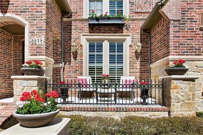 Carrollton Single Family Home For Sale: 2217 Sinclair Street
