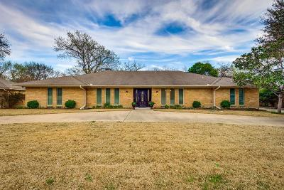 Single Family Home For Sale: 7212 Tophill Lane