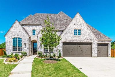Flower Mound Single Family Home For Sale: 6656 Roughleaf Ridge