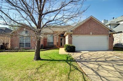 Haltom City Single Family Home Active Option Contract: 5737 Round Rock Road