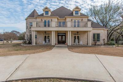 Double Oak Single Family Home For Sale: 145 Villa Creek Drive