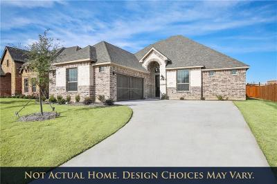 Glenn Heights Single Family Home For Sale: 222 Moses Drive