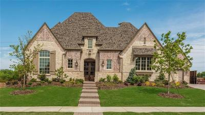 Prosper Single Family Home For Sale: 1021 Cliff Creek Drive