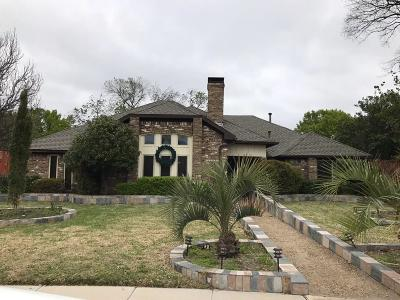 Plano Single Family Home For Sale: 3901 Promontory Point