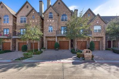 Irving Townhouse For Sale: 566 Rockingham Drive