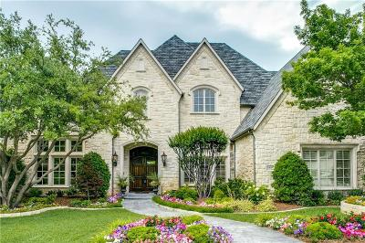 Frisco Single Family Home For Sale: 6440 Memorial Drive