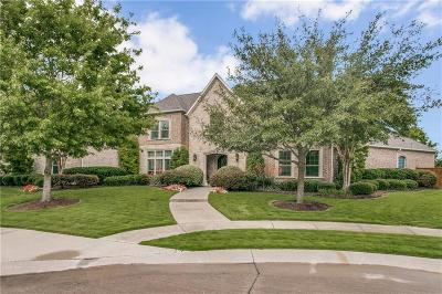 McKinney Single Family Home For Sale: 7704 Masters Court