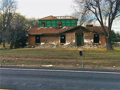 Waxahachie Single Family Home For Sale: 1155 Butcher Road